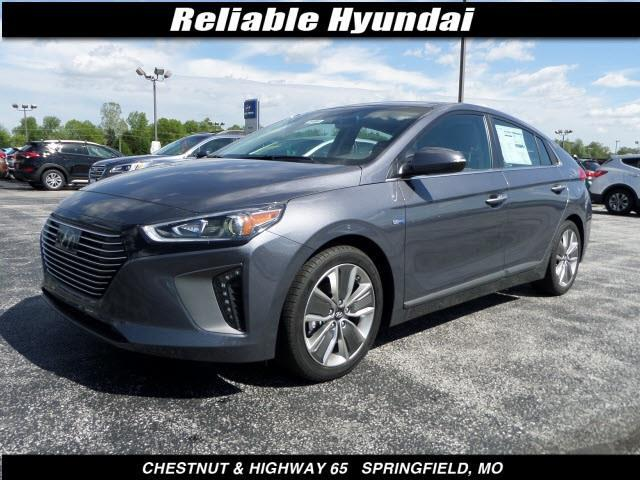 2017 hyundai ioniq hybrid limited limited 4dr hatchback for sale in springfield missouri. Black Bedroom Furniture Sets. Home Design Ideas