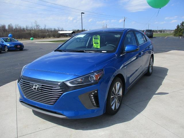 2017 hyundai ioniq hybrid limited limited 4dr hatchback for sale in sault sainte marie michigan. Black Bedroom Furniture Sets. Home Design Ideas