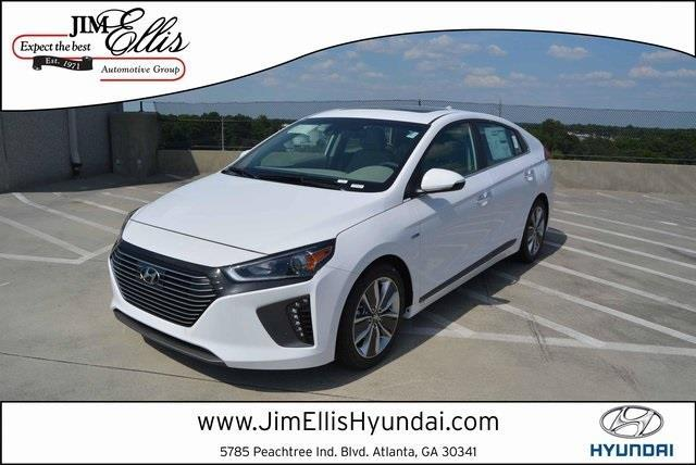 2017 hyundai ioniq hybrid limited limited 4dr hatchback for sale in atlanta georgia classified. Black Bedroom Furniture Sets. Home Design Ideas