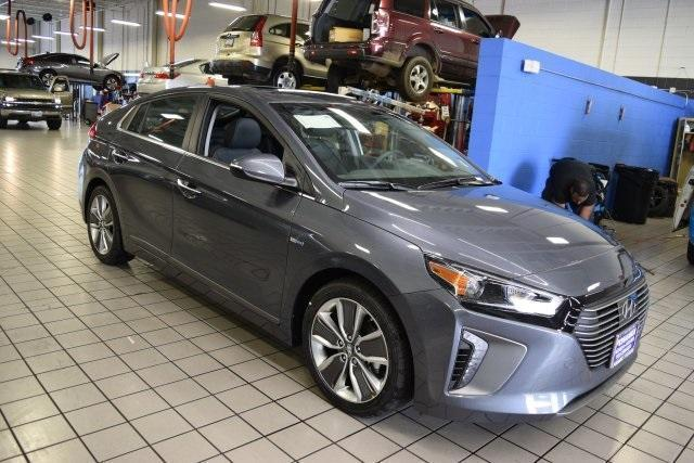 2017 hyundai ioniq hybrid limited limited 4dr hatchback for sale in capitol heights maryland. Black Bedroom Furniture Sets. Home Design Ideas