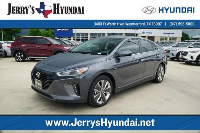 2017 Hyundai Ioniq Hybrid Sel Sel 4dr Hatchback For Sale