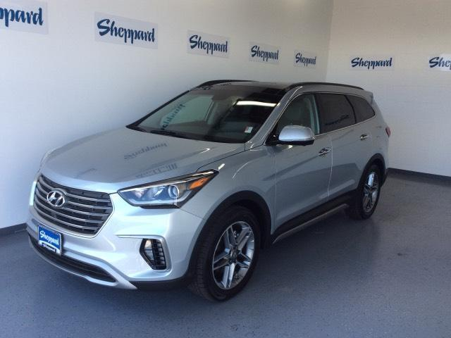 2017 hyundai santa fe limited ultimate awd limited ultimate 4dr suv for sale in eugene oregon. Black Bedroom Furniture Sets. Home Design Ideas