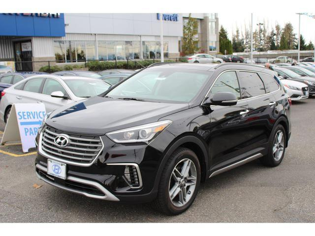 2017 hyundai santa fe limited ultimate awd limited ultimate 4dr suv for sale in everett. Black Bedroom Furniture Sets. Home Design Ideas