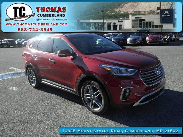 2017 hyundai santa fe limited ultimate awd limited ultimate 4dr suv for sale in cumberland. Black Bedroom Furniture Sets. Home Design Ideas
