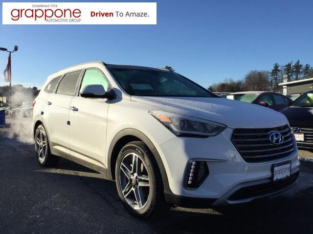 2017 hyundai santa fe limited ultimate awd limited ultimate 4dr suv for sale in bow new. Black Bedroom Furniture Sets. Home Design Ideas