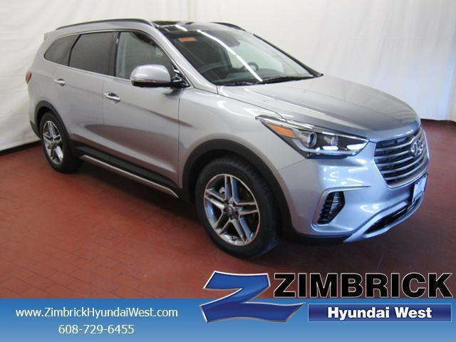 2017 hyundai santa fe limited ultimate awd limited ultimate 4dr suv for sale in madison. Black Bedroom Furniture Sets. Home Design Ideas
