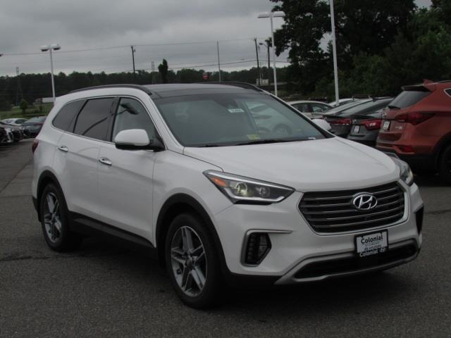 2017 hyundai santa fe limited ultimate awd limited ultimate 4dr suv for sale in chester. Black Bedroom Furniture Sets. Home Design Ideas