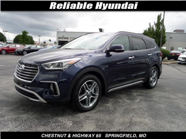 2017 hyundai santa fe limited ultimate awd limited ultimate 4dr suv for sale in springfield. Black Bedroom Furniture Sets. Home Design Ideas
