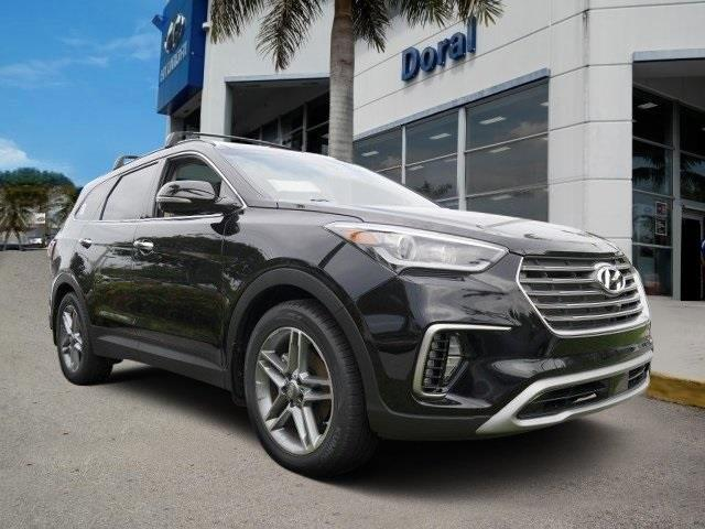 2017 hyundai santa fe limited ultimate awd limited ultimate 4dr suv for sale in miami florida. Black Bedroom Furniture Sets. Home Design Ideas