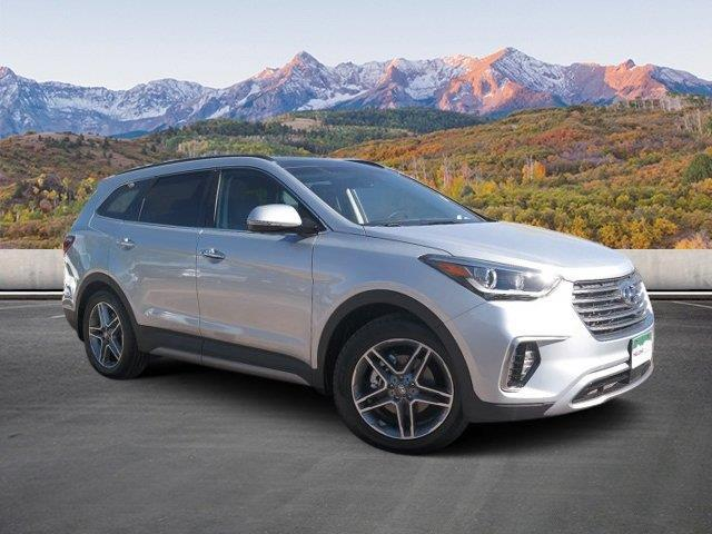 2017 hyundai santa fe limited ultimate awd limited ultimate 4dr suv for sale in colorado springs. Black Bedroom Furniture Sets. Home Design Ideas
