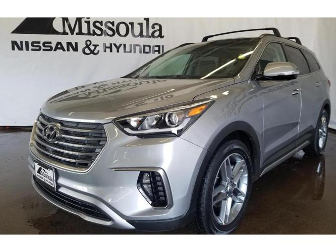 2017 hyundai santa fe limited ultimate awd limited ultimate 4dr suv for sale in east missoula. Black Bedroom Furniture Sets. Home Design Ideas