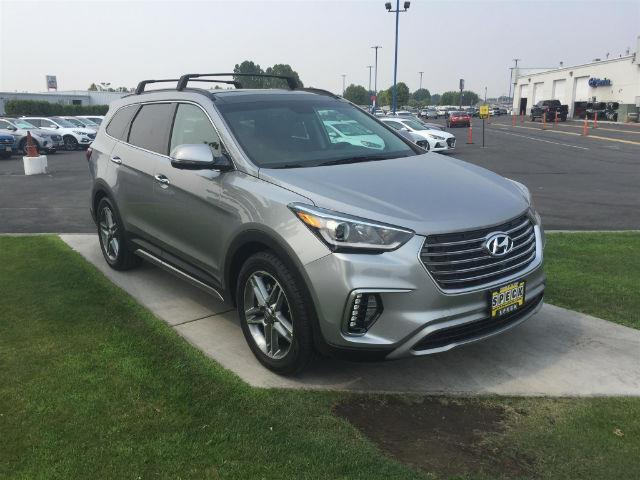 2017 hyundai santa fe limited ultimate awd limited ultimate 4dr suv for sale in pasco. Black Bedroom Furniture Sets. Home Design Ideas