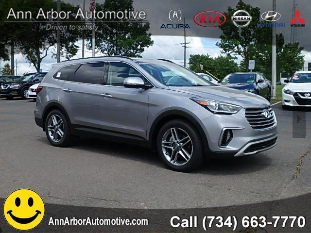 2017 Hyundai Santa Fe Limited Ultimate AWD Limited