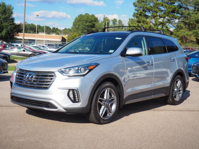 2017 hyundai santa fe limited ultimate limited ultimate 4dr suv for sale in raleigh north. Black Bedroom Furniture Sets. Home Design Ideas