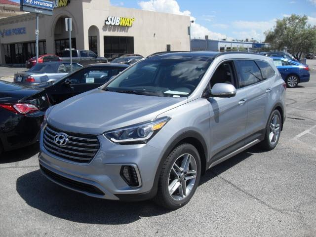 2017 hyundai santa fe limited ultimate limited ultimate 4dr suv for sale in el paso texas. Black Bedroom Furniture Sets. Home Design Ideas