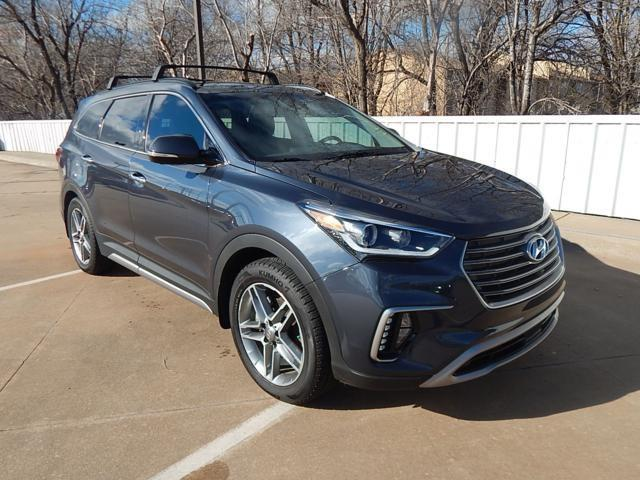 2017 hyundai santa fe limited ultimate limited ultimate 4dr suv for sale in oklahoma city. Black Bedroom Furniture Sets. Home Design Ideas