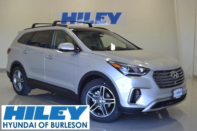 2017 hyundai santa fe limited ultimate limited ultimate 4dr suv for sale in burleson texas. Black Bedroom Furniture Sets. Home Design Ideas