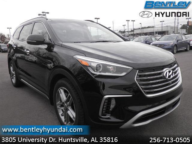 2017 hyundai santa fe limited ultimate limited ultimate 4dr suv for sale in huntsville alabama. Black Bedroom Furniture Sets. Home Design Ideas