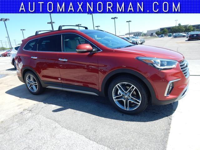 2017 hyundai santa fe limited ultimate limited ultimate 4dr suv for sale in norman oklahoma. Black Bedroom Furniture Sets. Home Design Ideas