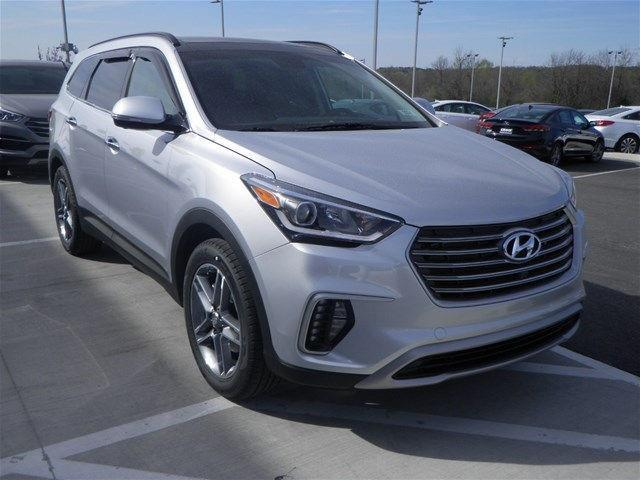 2017 hyundai santa fe limited ultimate limited ultimate 4dr suv for sale in bentonville. Black Bedroom Furniture Sets. Home Design Ideas