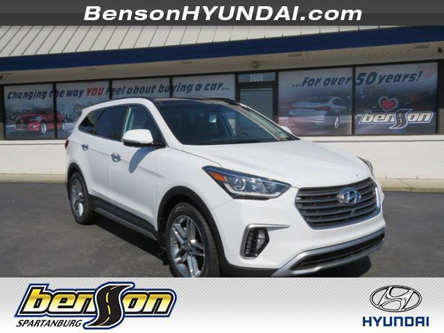 2017 hyundai santa fe limited ultimate limited ultimate 4dr suv for sale in spartanburg south. Black Bedroom Furniture Sets. Home Design Ideas