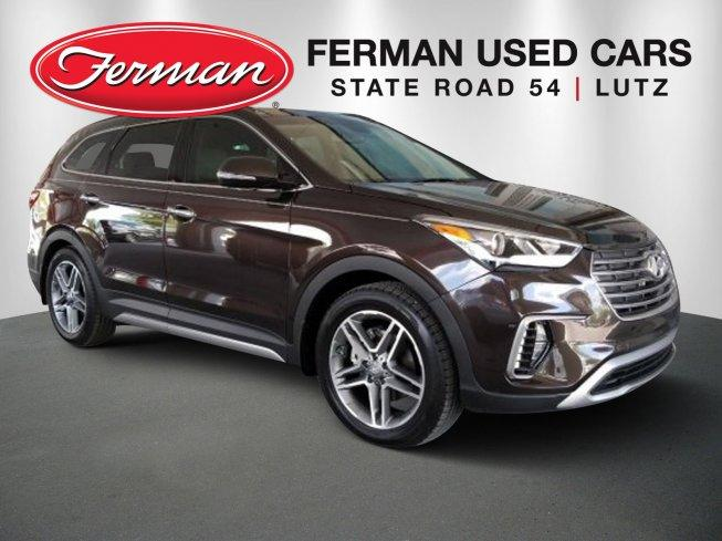 2017 Hyundai Santa fe Limited w/ Ultimate Package