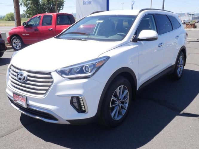 2017 hyundai santa fe se awd se 4dr suv for sale in medford oregon classified