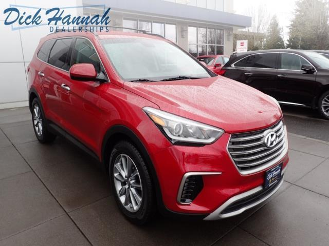 2017 hyundai santa fe se awd se 4dr suv for sale in portland oregon classified. Black Bedroom Furniture Sets. Home Design Ideas