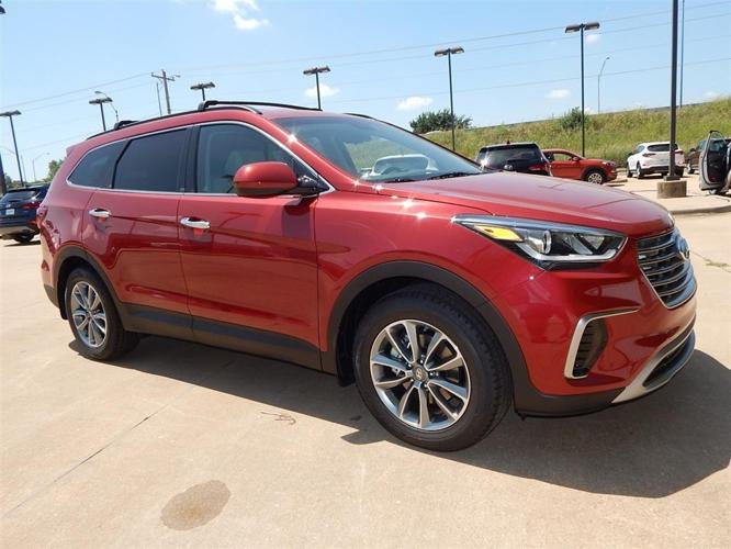 2017 hyundai santa fe se awd se 4dr suv for sale in oklahoma city oklahoma classified. Black Bedroom Furniture Sets. Home Design Ideas