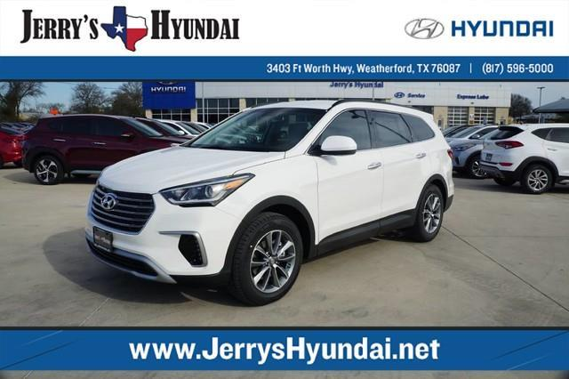 2017 hyundai santa fe se se 4dr suv for sale in weatherford texas classified. Black Bedroom Furniture Sets. Home Design Ideas