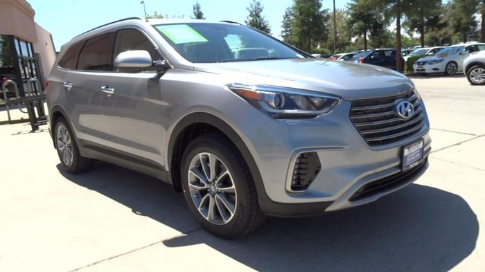 2017 hyundai santa fe se se 4dr suv for sale in fresno california classified. Black Bedroom Furniture Sets. Home Design Ideas