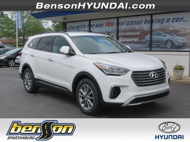 2017 hyundai santa fe se se 4dr suv for sale in spartanburg south carolina classified. Black Bedroom Furniture Sets. Home Design Ideas