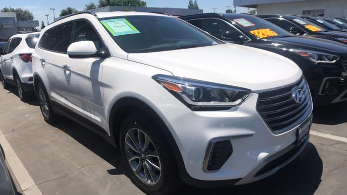 Lithia Hyundai Fresno >> 2017 Hyundai Santa Fe SE SE 4dr SUV for Sale in Fresno, California Classified | AmericanListed.com