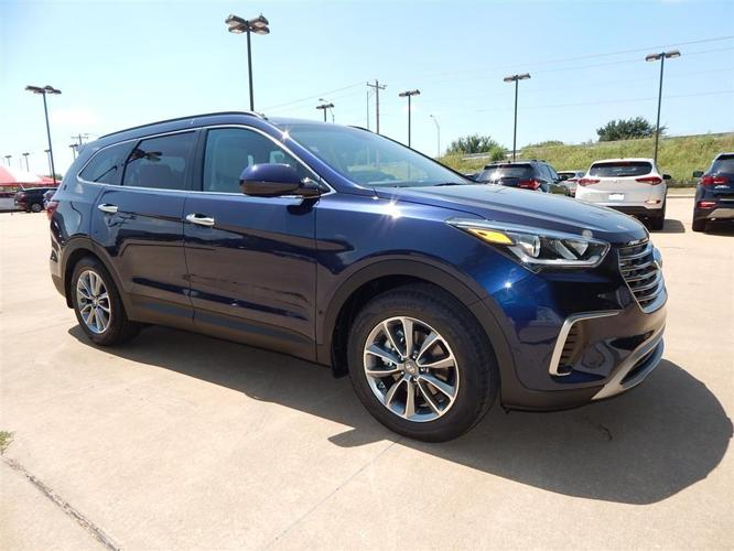 2017 hyundai santa fe se se 4dr suv for sale in oklahoma city oklahoma classified. Black Bedroom Furniture Sets. Home Design Ideas