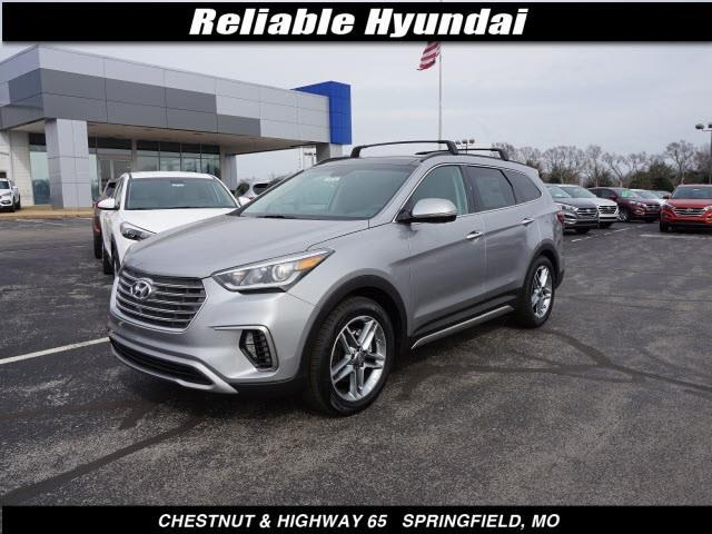 2017 hyundai santa fe se ultimate se ultimate 4dr suv for sale in springfield missouri. Black Bedroom Furniture Sets. Home Design Ideas