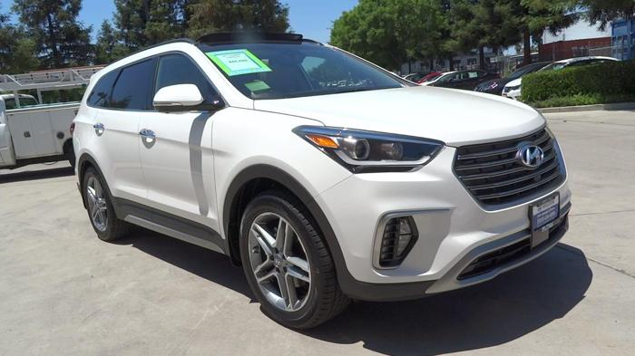 2017 hyundai santa fe se ultimate se ultimate 4dr suv for sale in fresno california classified. Black Bedroom Furniture Sets. Home Design Ideas