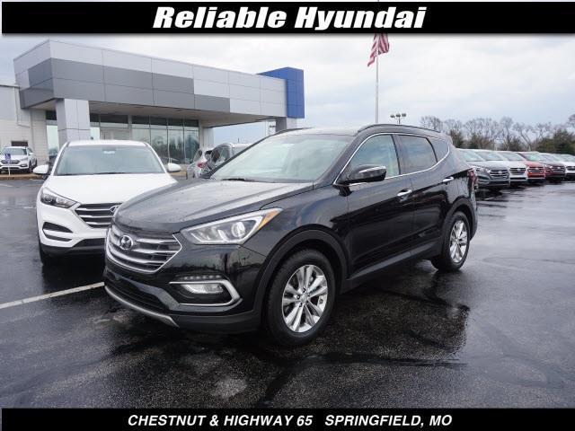2017 Hyundai Santa Fe Sport 2 0t Awd 2 0t 4dr Suv For Sale