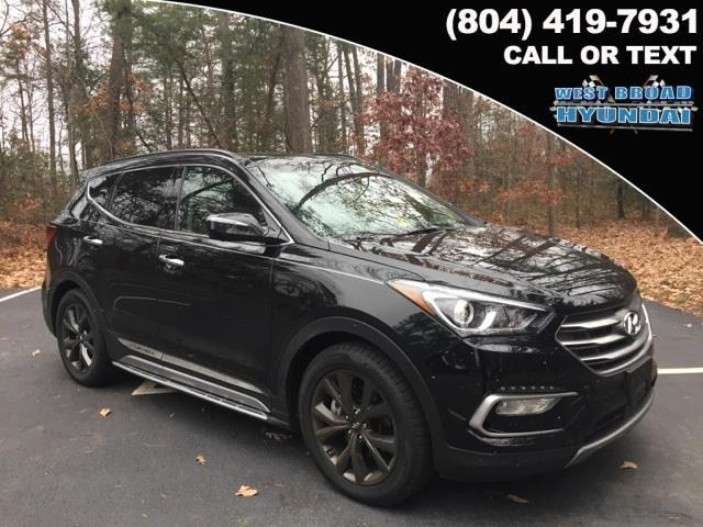 2017 hyundai santa fe sport 2 0t ultimate 2 0t ultimate 4dr suv for sale in richmond virginia. Black Bedroom Furniture Sets. Home Design Ideas