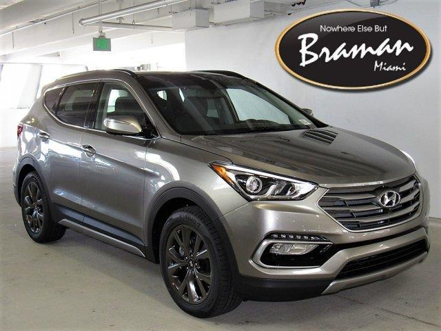 2017 hyundai santa fe sport 2 0t ultimate 2 0t ultimate 4dr suv for sale in miami florida. Black Bedroom Furniture Sets. Home Design Ideas