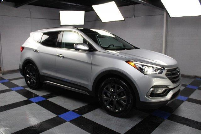2017 hyundai santa fe sport 2 0t ultimate 2 0t ultimate 4dr suv for sale in charleston west. Black Bedroom Furniture Sets. Home Design Ideas