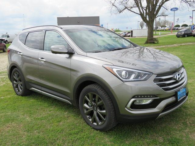 2017 hyundai santa fe sport 2 0t ultimate 2 0t ultimate 4dr suv for sale in brenham texas. Black Bedroom Furniture Sets. Home Design Ideas