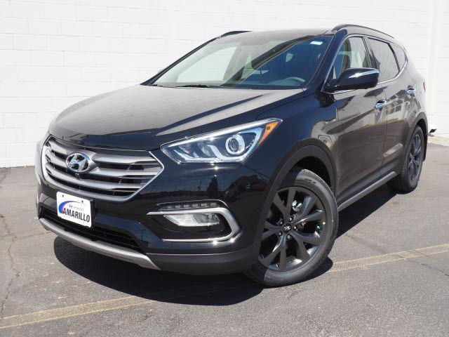 2017 hyundai santa fe sport 2 0t ultimate 2 0t ultimate 4dr suv for sale in amarillo texas. Black Bedroom Furniture Sets. Home Design Ideas