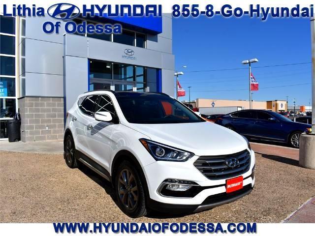2017 Hyundai Santa Fe Sport 2.0T Ultimate 2.0T Ultimate