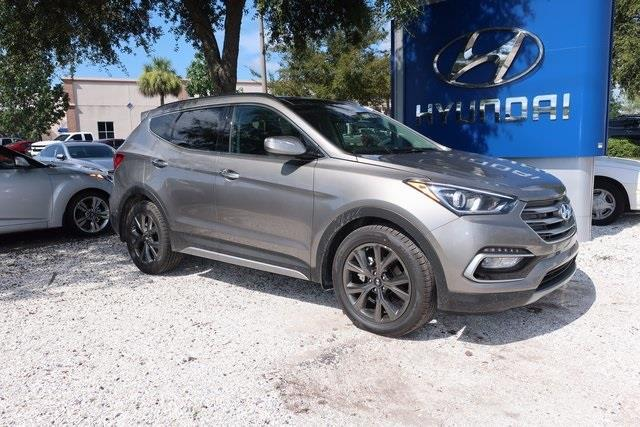 2017 hyundai santa fe sport 2 0t ultimate 2 0t ultimate 4dr suv for sale in new port richey. Black Bedroom Furniture Sets. Home Design Ideas