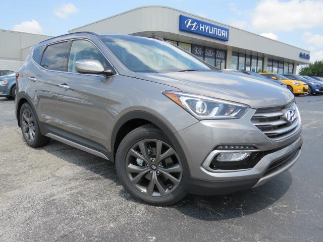 2017 hyundai santa fe sport 2 0t ultimate 2 0t ultimate 4dr suv for sale in algood tennessee. Black Bedroom Furniture Sets. Home Design Ideas