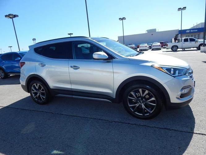 2017 hyundai santa fe sport 2 0t ultimate awd 2 0t ultimate 4dr suv for sale in norman oklahoma. Black Bedroom Furniture Sets. Home Design Ideas