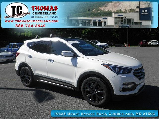 2017 hyundai santa fe sport 2 0t ultimate awd 2 0t ultimate 4dr suv for sale in cumberland. Black Bedroom Furniture Sets. Home Design Ideas