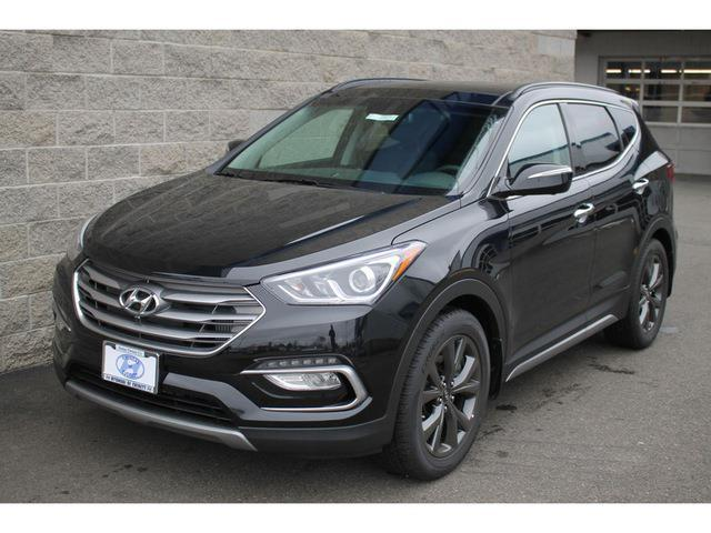 2017 hyundai santa fe sport 2 0t ultimate awd 2 0t ultimate 4dr suv for sale in everett. Black Bedroom Furniture Sets. Home Design Ideas