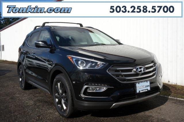 2017 hyundai santa fe sport 2 0t ultimate awd 2 0t ultimate 4dr suv for sale in gladstone. Black Bedroom Furniture Sets. Home Design Ideas