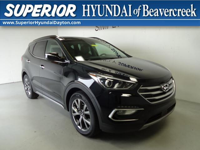 2017 hyundai santa fe sport 2 0t ultimate awd 2 0t ultimate 4dr suv for sale in dayton ohio. Black Bedroom Furniture Sets. Home Design Ideas